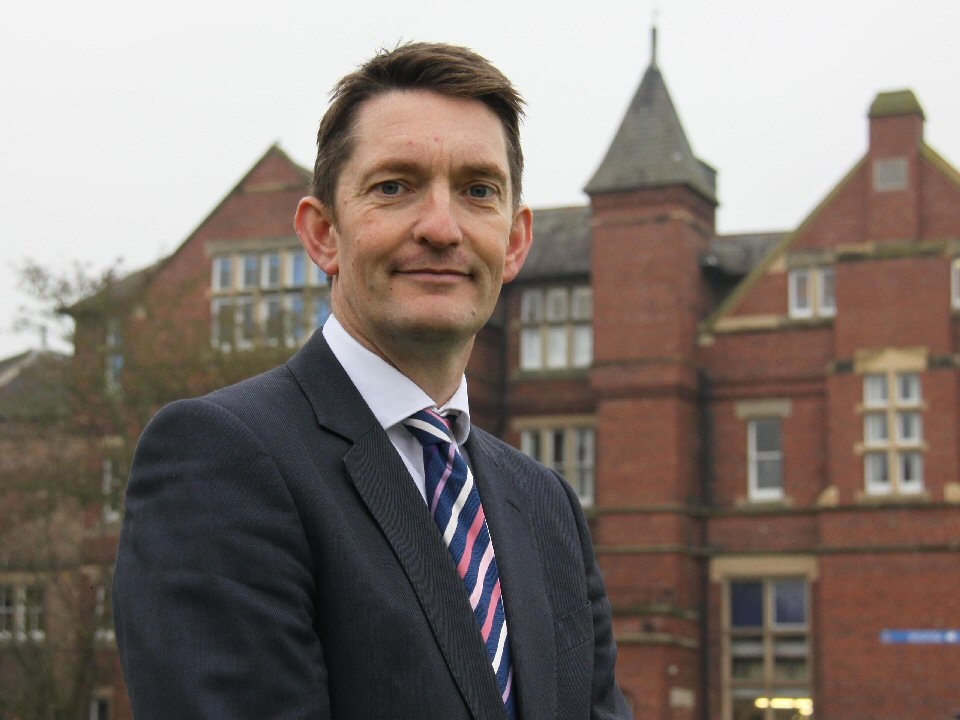 Ripon Grammar School welcomes new head