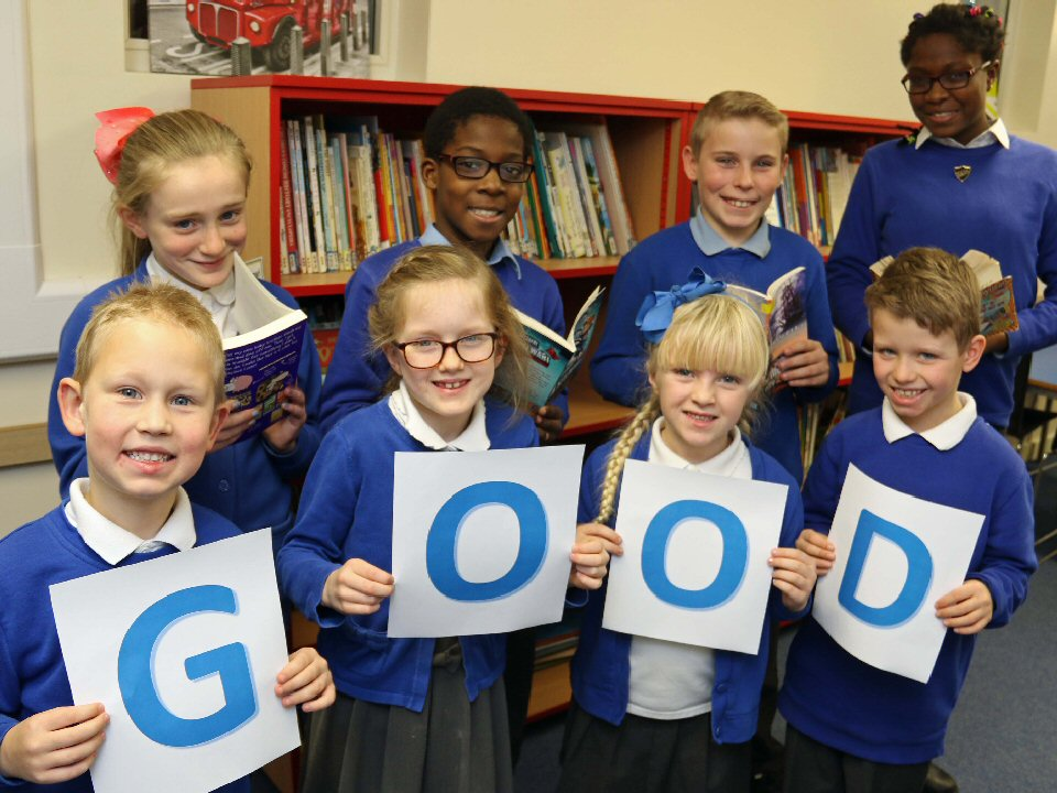 Latest Ofsted report is good news for Gurney Pease Academy