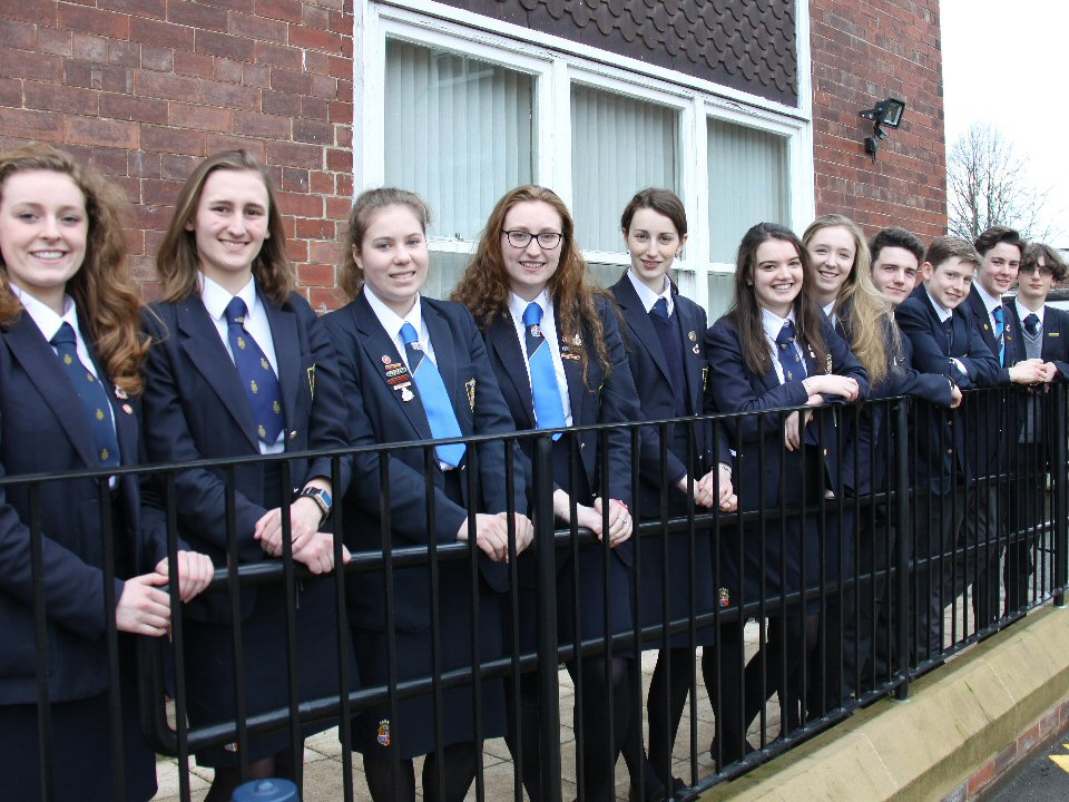 Ripon Grammar School students secure Oxbridge offers