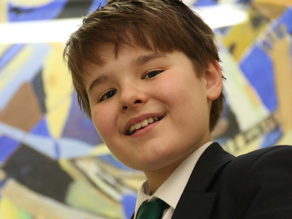 Barnard Castle School boy impresses at auditions to secure role in Carousel