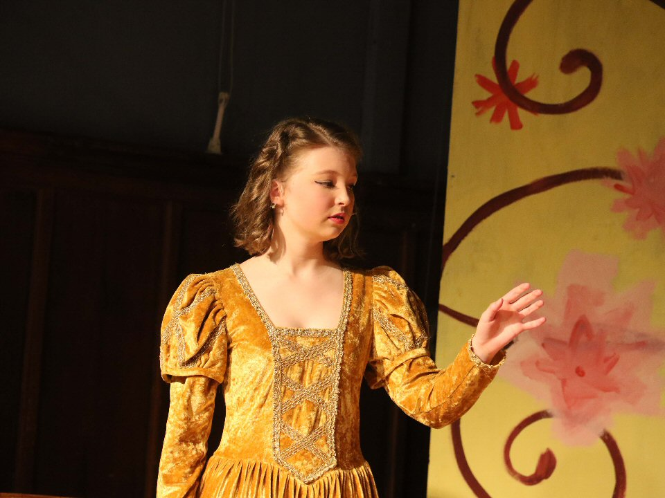 20-strong cast at Barnard Castle School stage a three-night show of Kiss Me Kate
