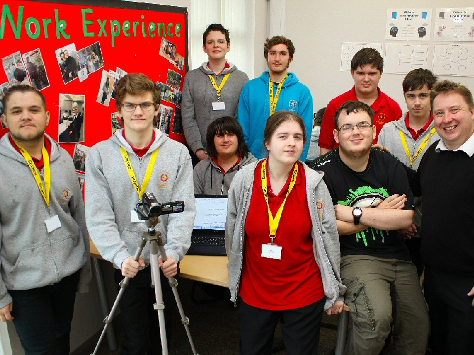 Ascent Academies Trust stages specially adapted activities to look at risks associated with using the web