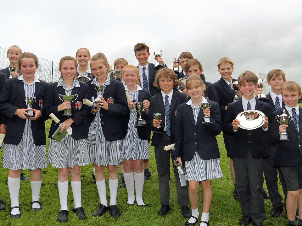 Speech Day at Barnard Castle Preparatory School