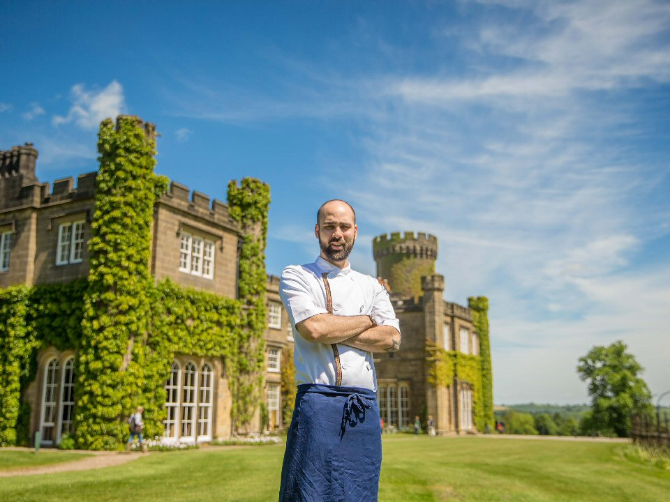 Darlington College teams up with renowned hotel to train the next generation of chefs