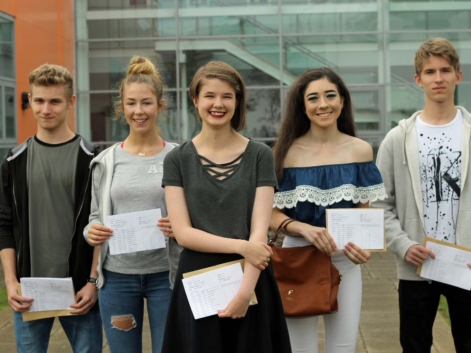 Haughton Academy enjoys twin success in GCSE examinations