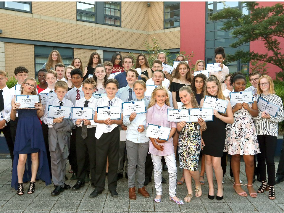 The Kings Academy celebrate top level team sporting performances