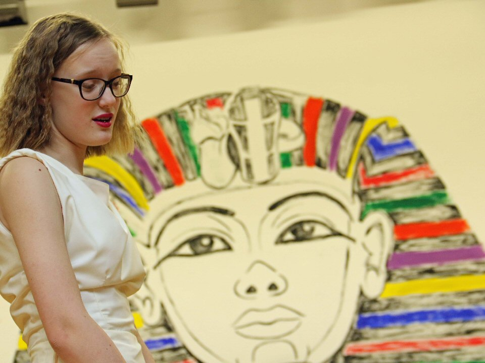 Richmond School and Sixth Form College perform Joseph and the Amazing Technicolor Dreamcoat