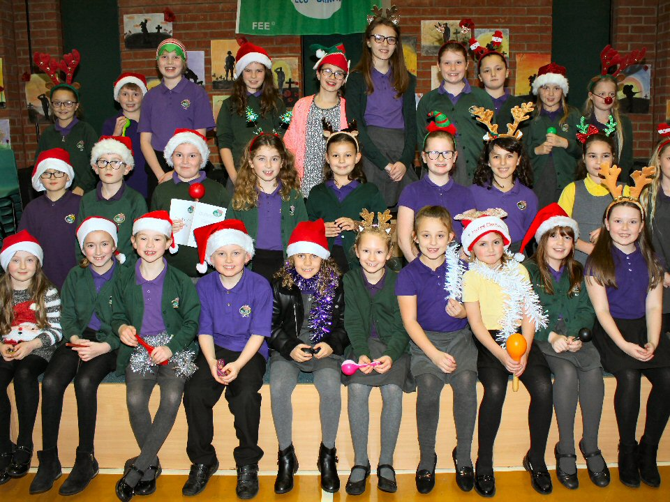 Host of holiday bargain hunters flock to West Park Academy's festive fair