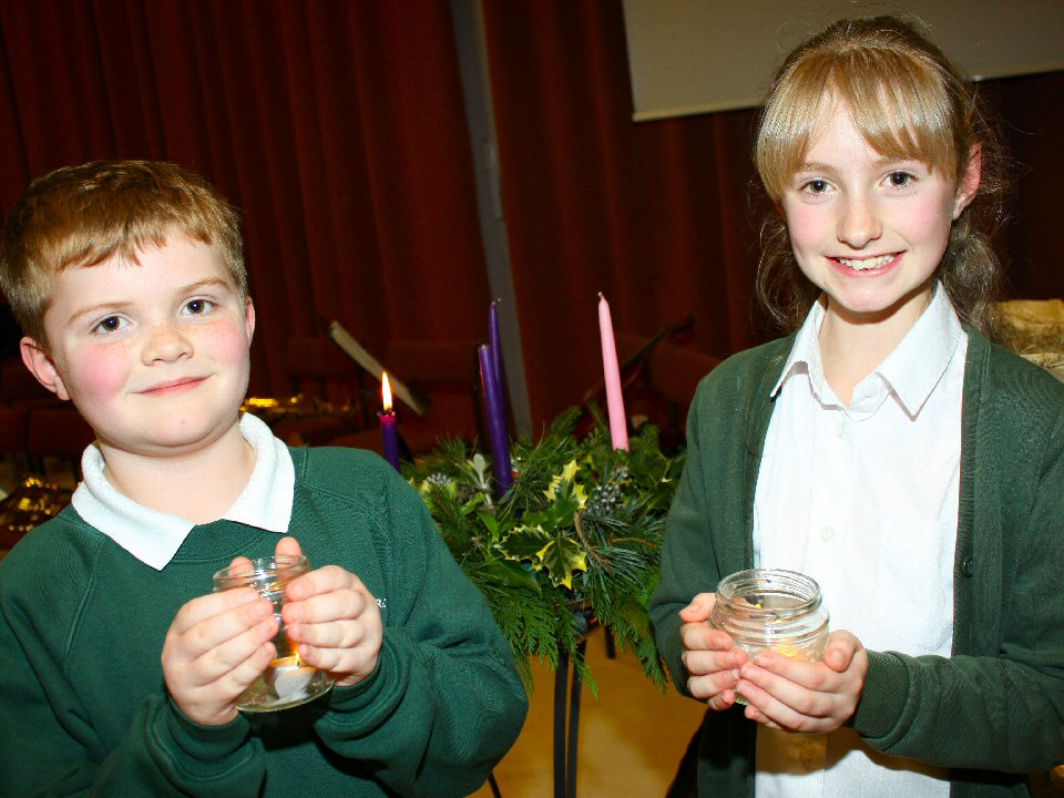 St John's School and Sixth Form College welcomes the advent of Christmas