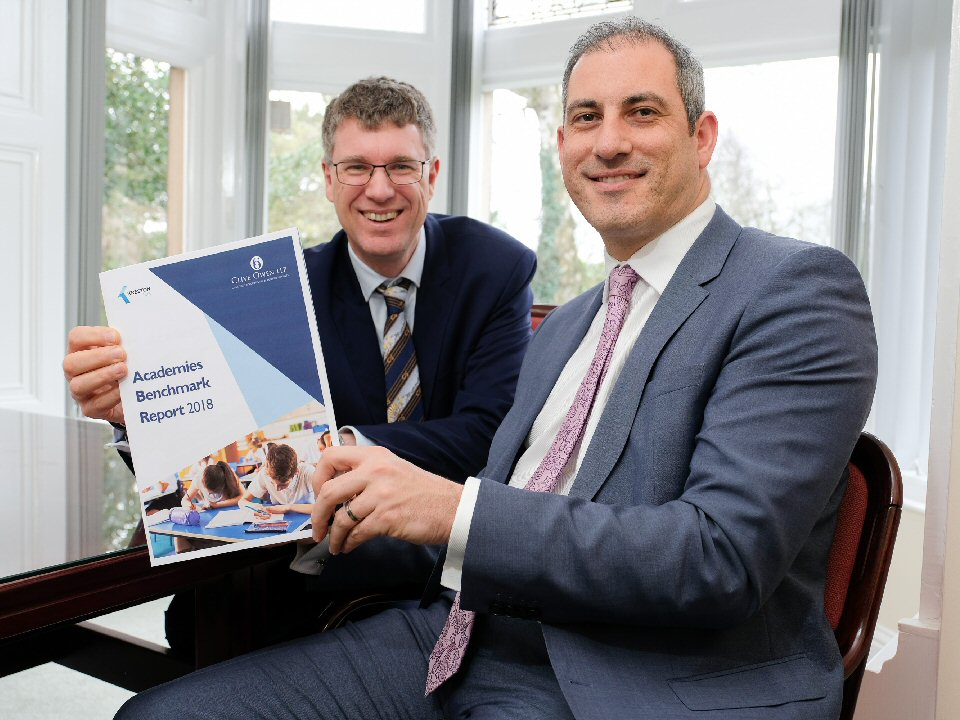 Clive Owen LLP finance expert co-authors seventh Kreston Academies Benchmark report