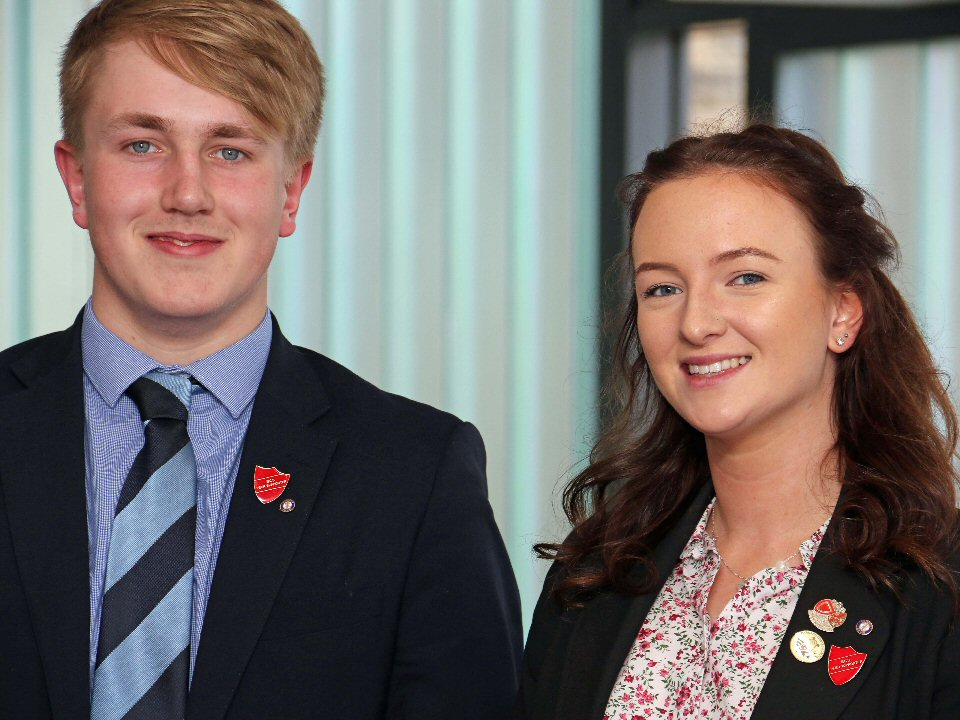 Barnard Castle School students have been chosen for development under the Rotary Youth Leadership Award