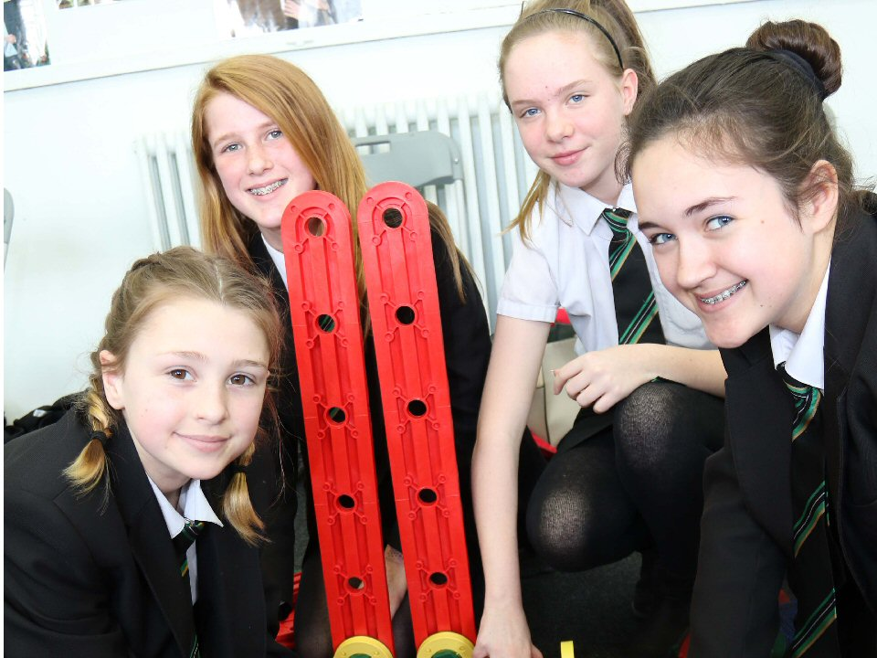 Northallerton School and Sixth Form College students honour memory of red arrow pilot