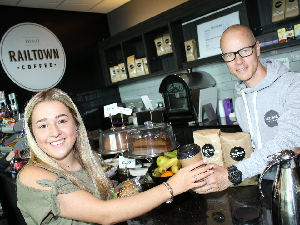 Darlington College appoints new coffee supplier