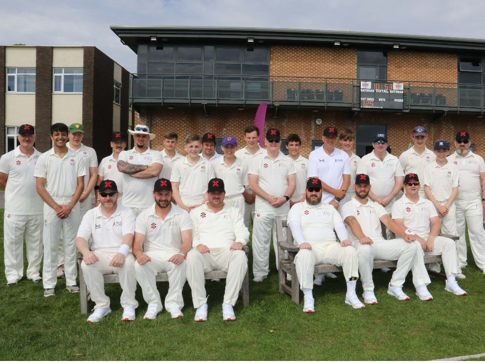 Help for Heroes players were bowled over by the welcome they received at Barnard Castle School