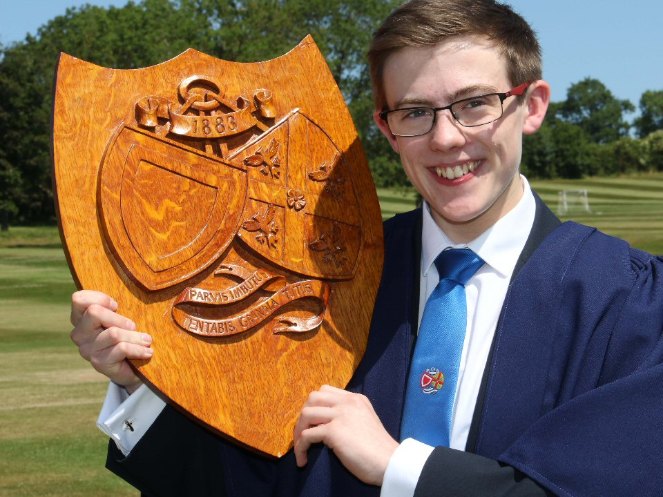 Barnard Castle School invites former student to inspire students and present prizes at its annual speech day