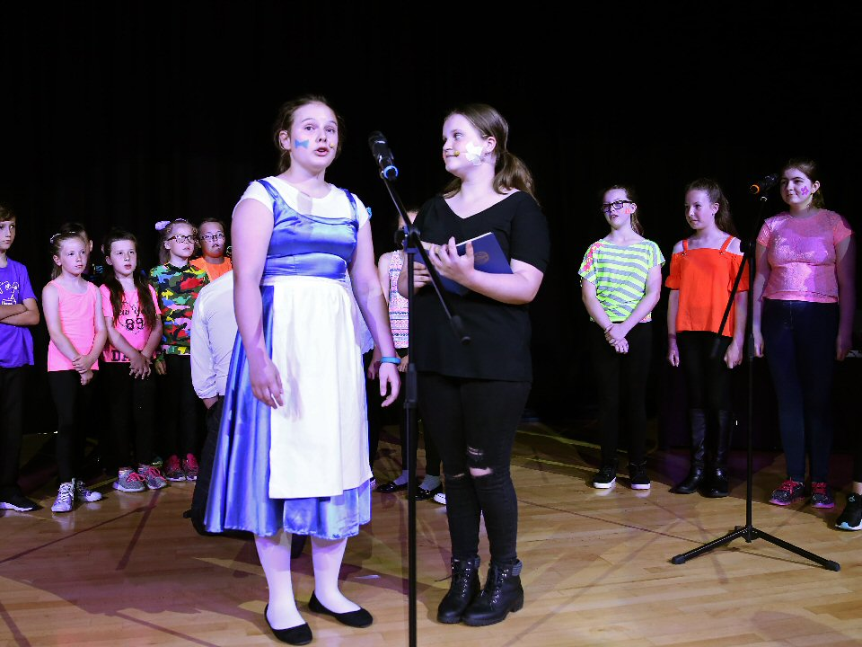 Haughton Academy  pupils perform at mixed repertoire concert