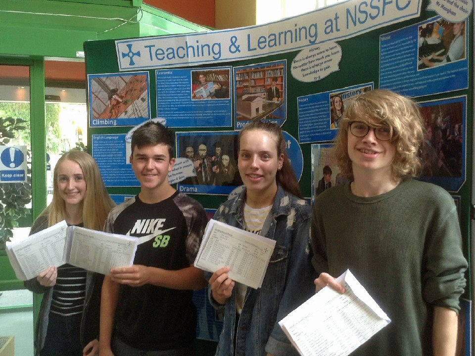 Northallerton School and Sixth Form College student takes top marks