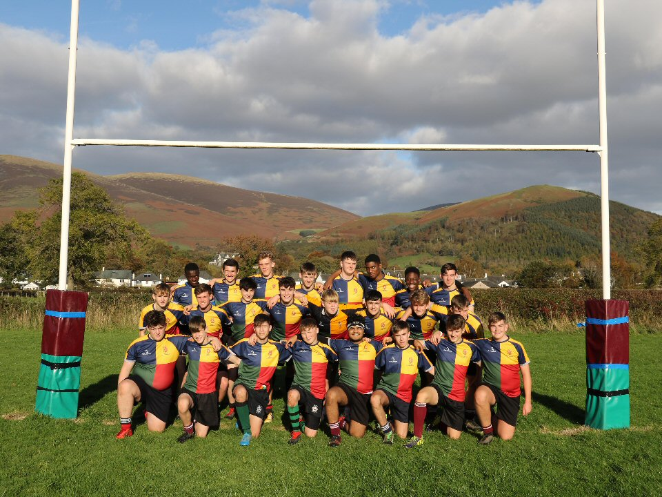 Rugby players from the Emmanuel Schools Foundation head to tournament