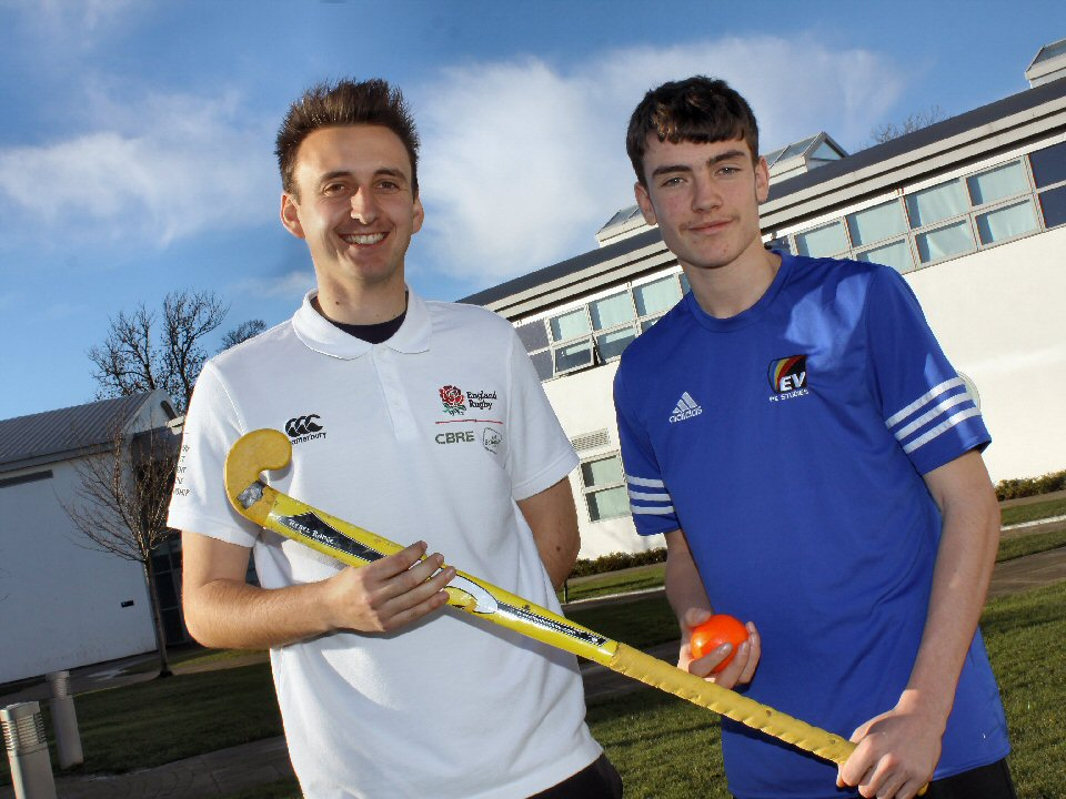 Haughton Academy player is selected for Under 17s County Durham Hockey Team