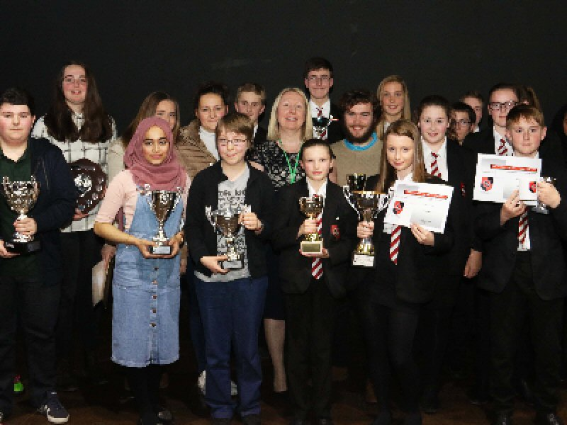 Academy stages annual awards ceremony