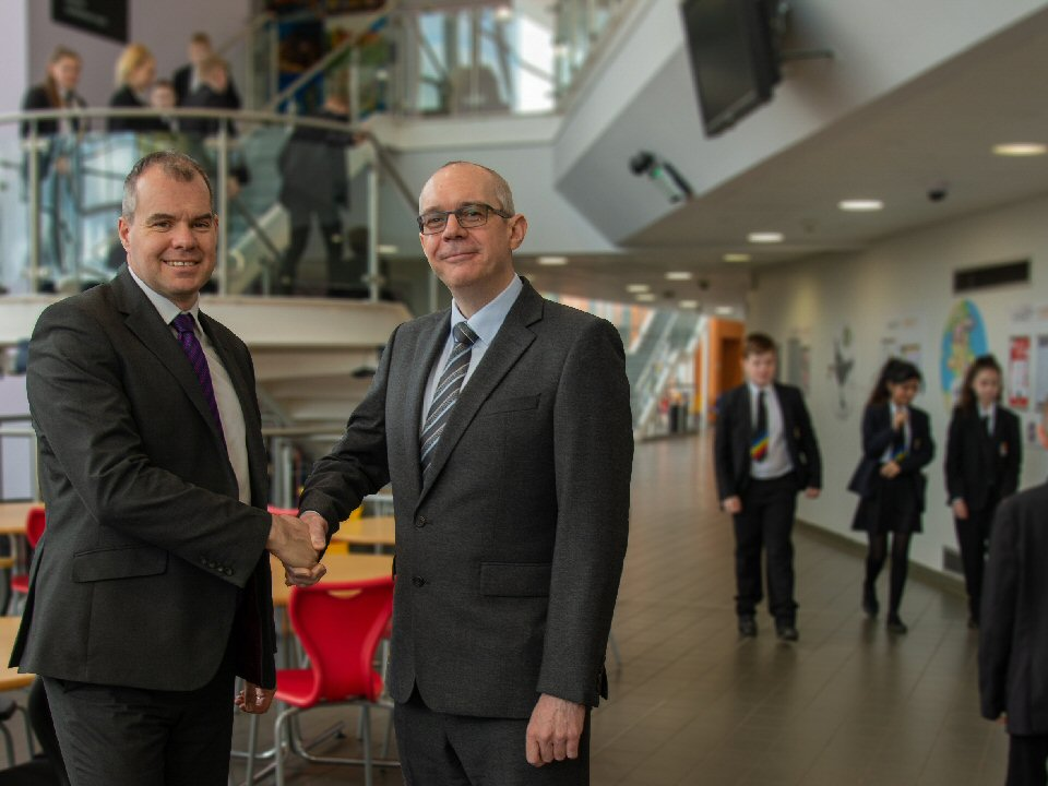 Two Tees Valley multi academy trusts set to merge