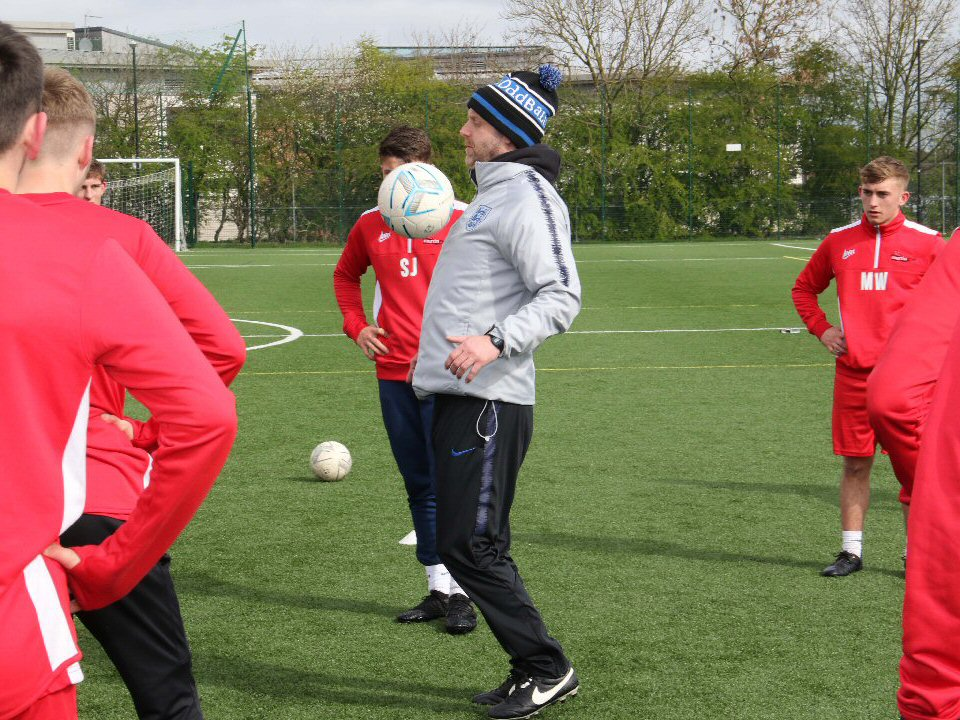 Darlington College launches Level 1 coaching qualification