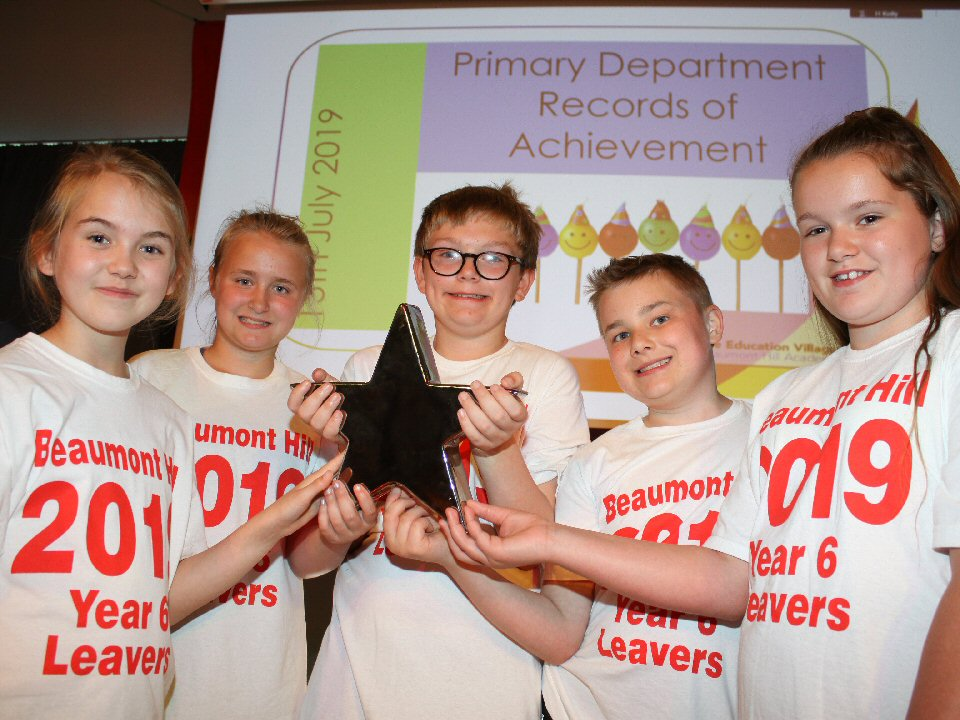 Beaumont Hill Primary Academy hosts special assembly