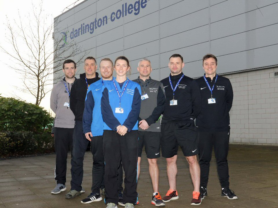 Darlington College boasts top team of experts